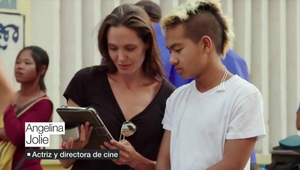 'First they Killed my father', la última película de Angelina Jolie en homenaje a los antepasados camboyanos de su hijo Maddox