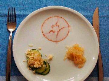 La medusa es un plato típico en Asia