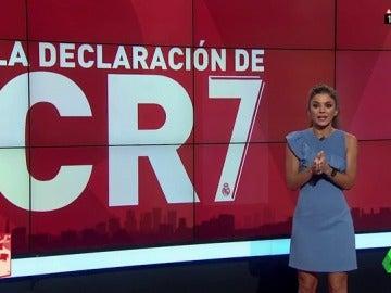 Sin acusación formal, investigado por fraude fiscal y acusado de cuatro delitos, las claves de la declaración de Cristiano Ronaldo