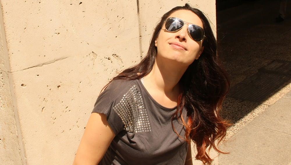 Protección con gafas de sol