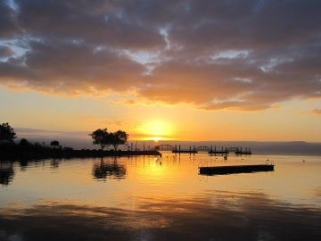 Hallan en Mar de Galilea villa donde se cree Jesús multiplicó panes y peces