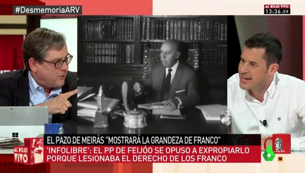 Marhuenda y Juan Segovia