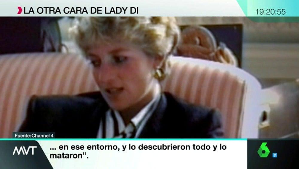 Un polémico documental sobre Lady Di publica grabaciones íntimas con detalles de su vida sentimental