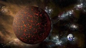 Nibiru, el presunto planeta que colisionará con la Tierra