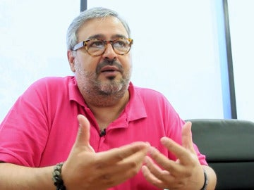 EUSEBIO NIEVA, DIRECTOR TÉCNICO DE CHECK POINT