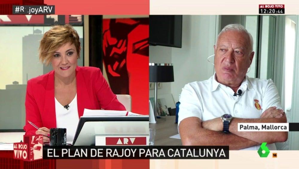 Margallo en ARV