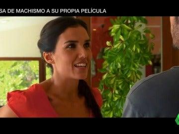 Texeira, director de la comedia 'Ligones', defiende que en la película no se promueve la violencia machista