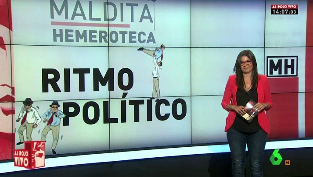 De Soria convertido en Elvis al chotis más complicado de Errejón, así mueven las caderas los políticos españoles