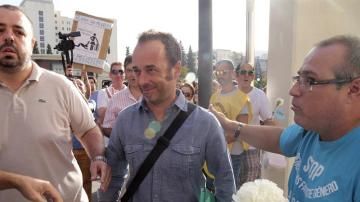 Francesco Arcuri, expareja de Juana Rivas
