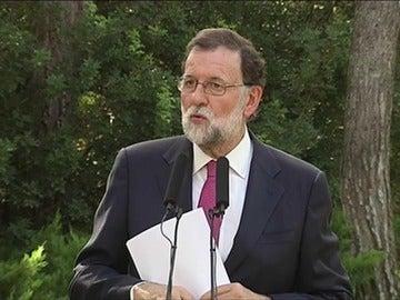 Rajoy Cataluña
