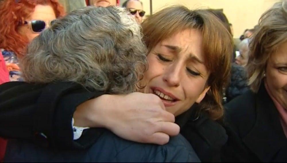 El juez dicta una orden de detención contra Juana Rivas tras no presentarse en el juzgado