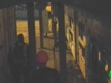 La Policía de Algeciras pone un contenedor sin droga como señuelo para detener a los narcos