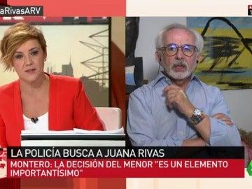 Abogado de Juana Rivas