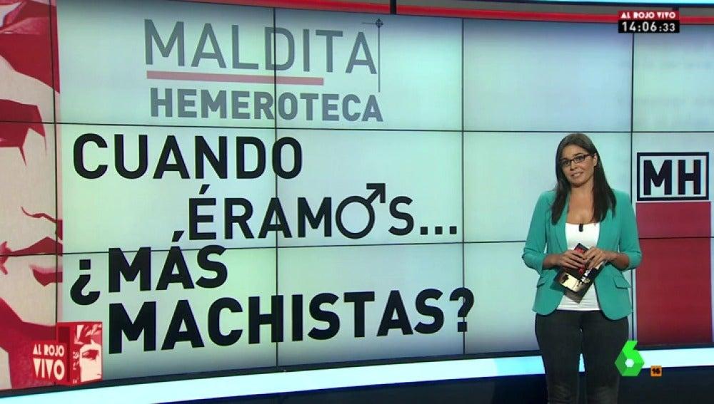 Así Planchaba Así Así La Mataré Las Letras Machistas Que