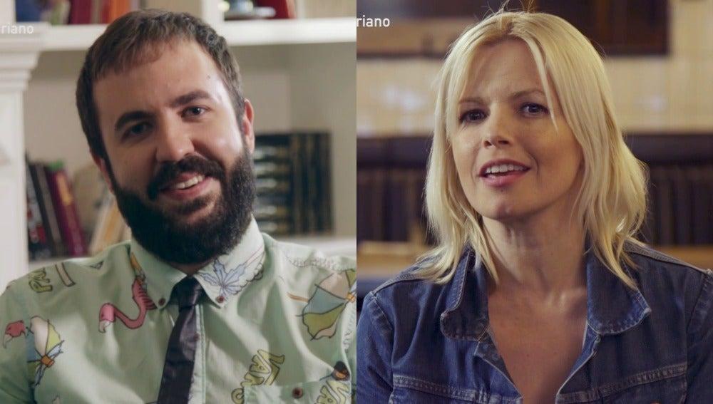 Antonio Castelo y Lluvia Rojo en El Comidista TV