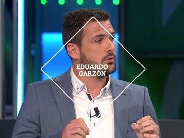 Eduardo Garzón en laSexta Noche