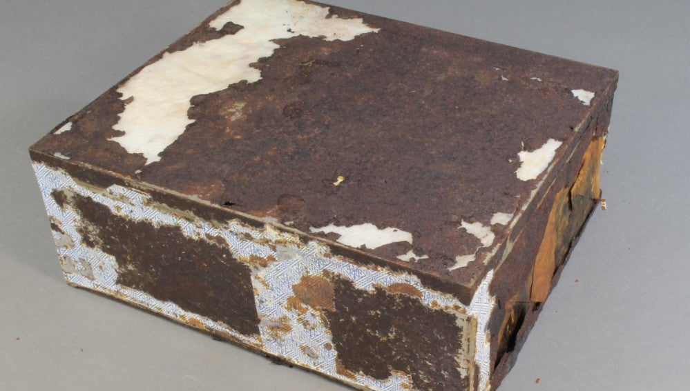 El bizcocho de fruta de hace más de 100 años