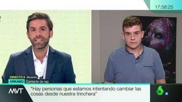 arkano entrevista