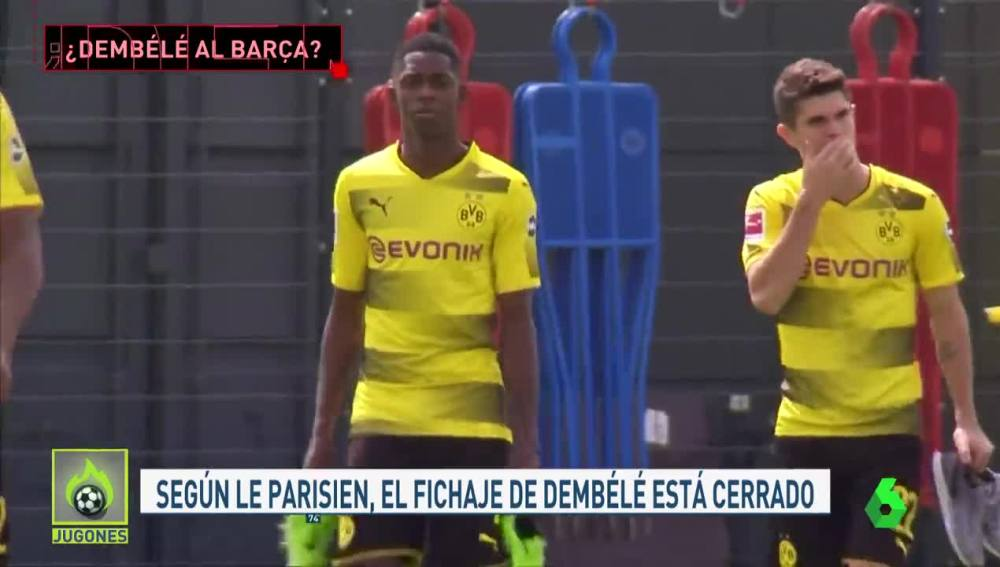 ¿Dembelé, al Barcelona?