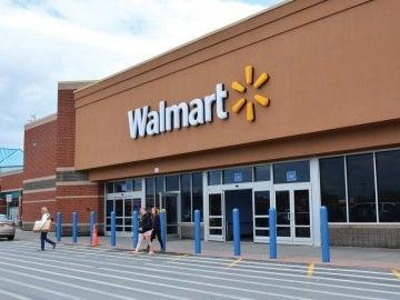 Imagen de un Walmart