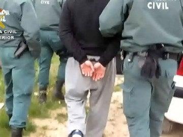 Uno de los detenidos por el asesinato de un camionero en Albacete