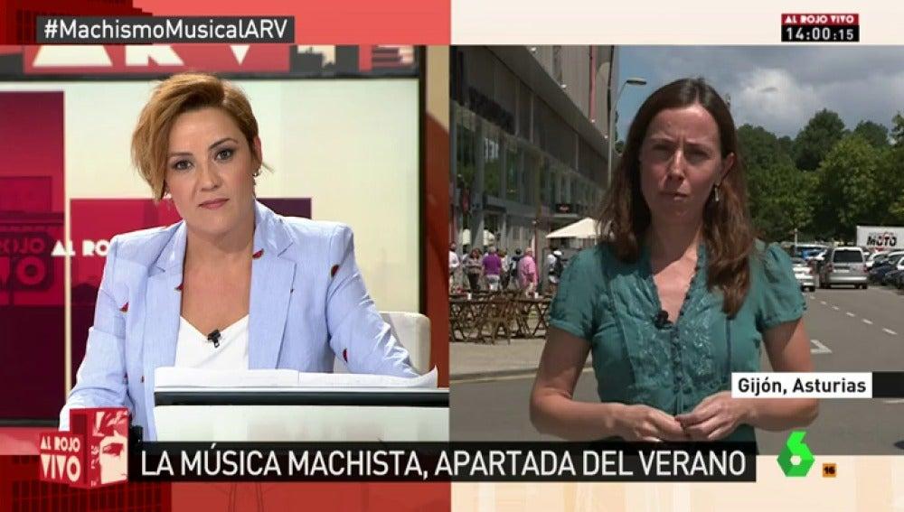 Laura Viñuela en ARV