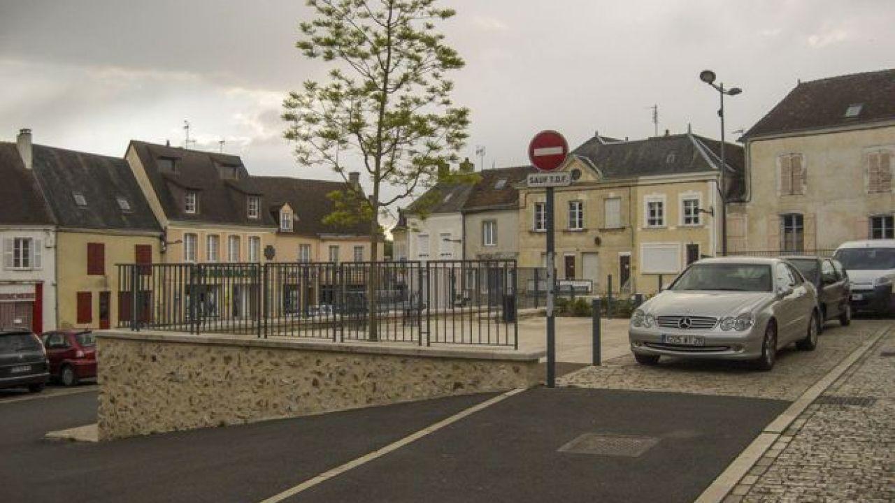 Authon-du-Perche, en Francia