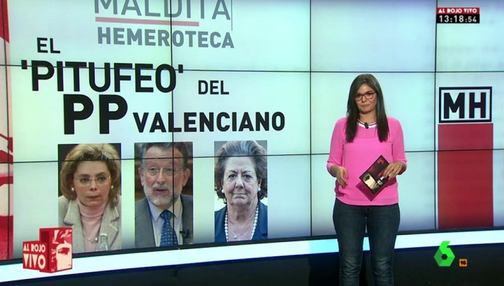 """La corrupción política total: cronología del """"pitufeo"""" del PP de Valencia hasta la confesión de Alcón"""