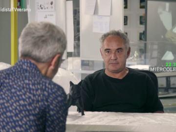 Ferran Adrià castiga a El Comidista TV