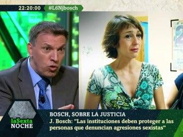 Joaquim Bosch en laSexta Noche