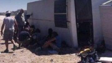 Muere una turista española en un accidente de tráfico en Namibia