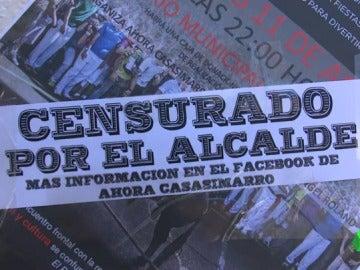 """El alcalde de Casasimarro, Cuenca, prohíbe proyectar un documental animalista porque """"ataca a la religión católica"""""""