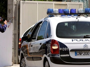 Un coche de la Policía Nacional en una imagen de archivo