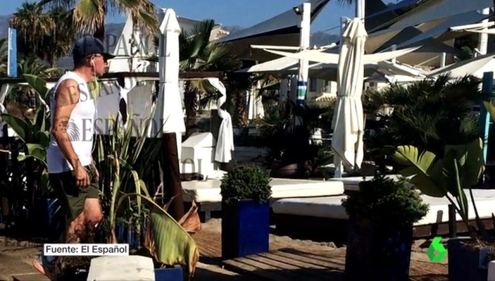 Francisco Granados pasa las vacaciones en un chalet de Marbella embargado por el juez de la trama Púnica