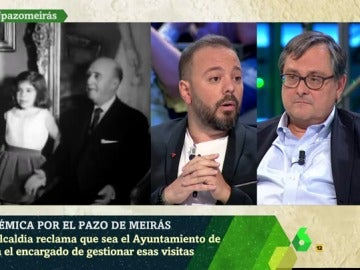 Antonio Maestre y Francisco Marhuenda en laSexta Noche