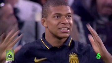Mbappé harta a los ultras del Mónaco