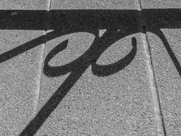 Las sombras de unas rejas