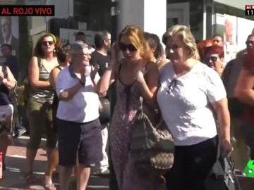 La hermana de Juana Rivas acude al juzgado