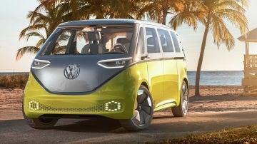 La mítica furgoneta Transporter de Volkswagen tendrá su versión eléctrica