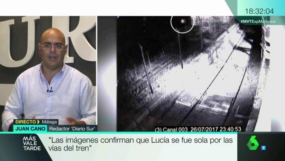 Juan Cano, en MVT