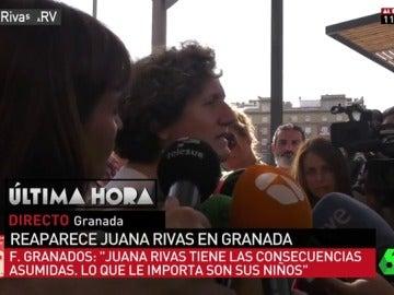 Francisca Granados, asesora de Juana Rivas