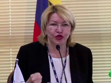 La destituida Fiscal General de Venezuela reaparece en Brasil amenaza a Maduro