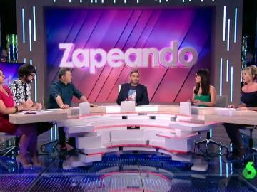 Frank Blanco da una exclusiva en Zapeando