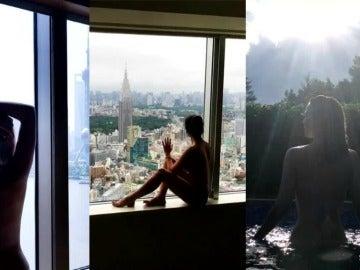 Blanca Suárez, Edurne o Cristina Pedroche calientan las redes sociales con sus desnudos en vacaciones