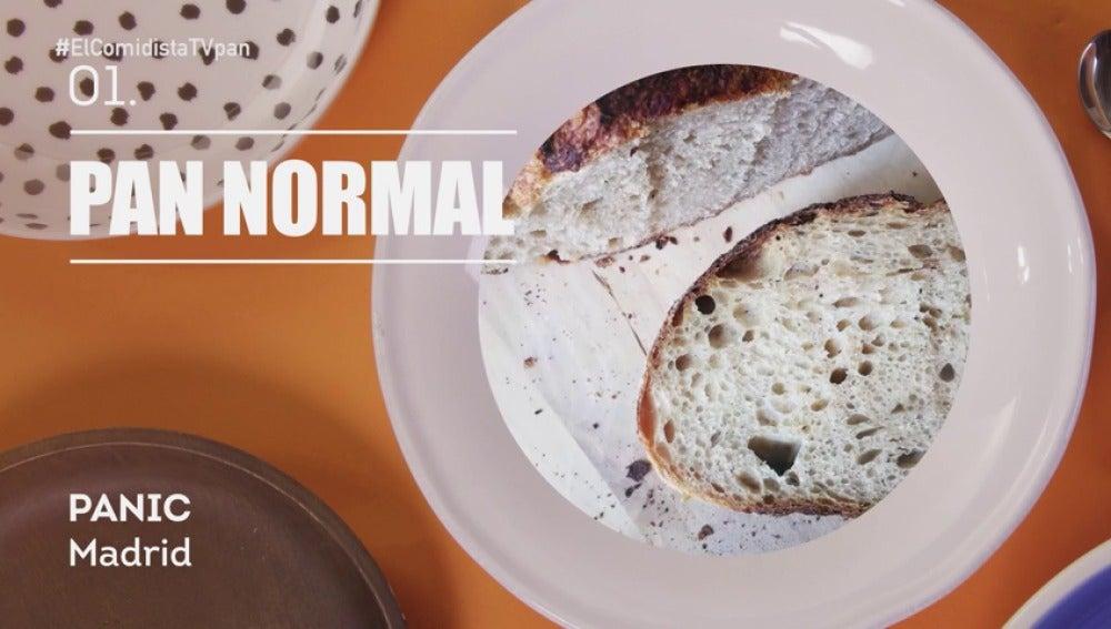 Pan normal de Panic
