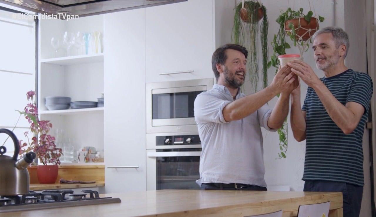 Ibán Yarza y Mikel López Iturriaga en El Comidista TV