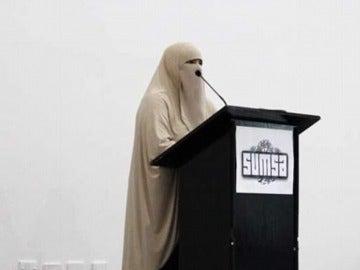 Umm Jamaal ud-Din, instructora islámica en Sydney