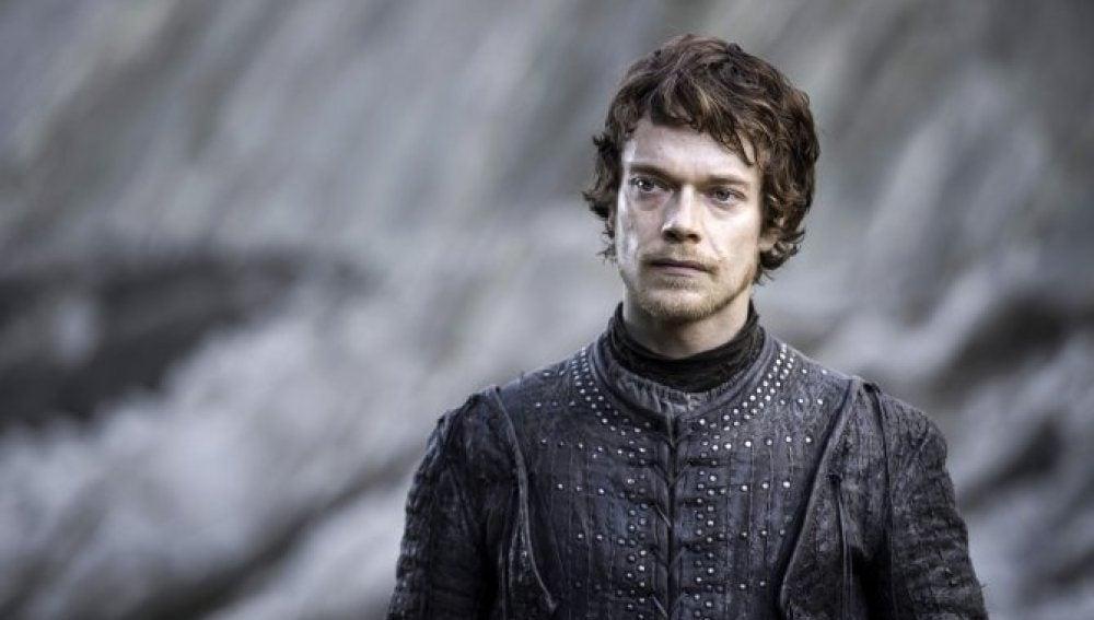 Theon Greyjoy en 'Juego de Tronos'