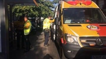 Trasladada grave al Hospital Gregorio Marañón por heridas de arma blanca