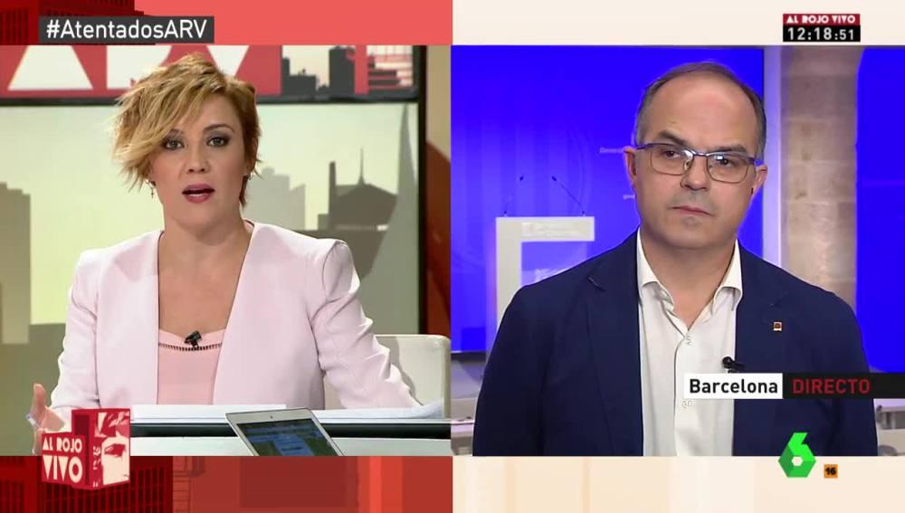 Entrevista de Cristina Pardo a Jordi Turull